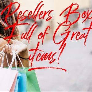 Other - Resellers Box full of great items and brands